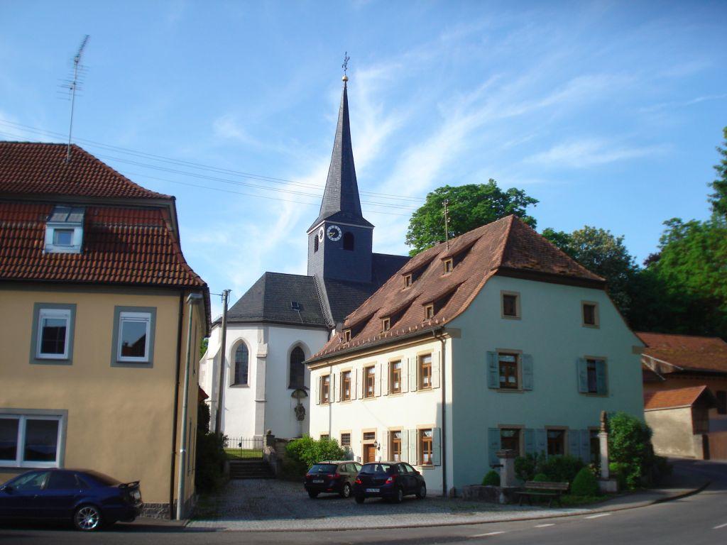 Pfarrhaus Darstadt